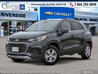 New 2020 Chevrolet Trax LT for sale in Brockville, ON