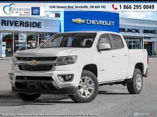 New 2020 Chevrolet Colorado 4WD LT for sale in Brockville, ON