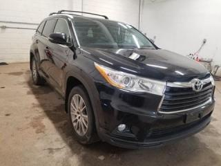 Used 2016 Toyota Highlander XLE for sale in Nipigon, ON