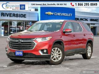 Used 2019 Chevrolet Traverse LT FWD for sale in Brockville, ON