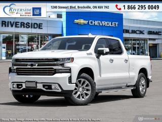 New 2020 Chevrolet Silverado 1500 High Country for sale in Brockville, ON