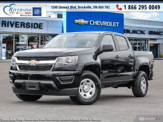 New 2020 Chevrolet Colorado WT for sale in Brockville, ON