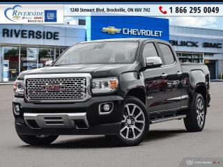 Used 2018 GMC Canyon Denali for sale in Brockville, ON