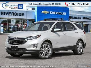 New 2020 Chevrolet Equinox Premier for sale in Brockville, ON