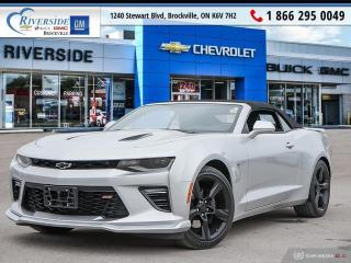 Used 2017 Chevrolet Camaro 2SS for sale in Brockville, ON