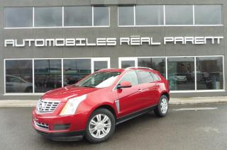 Used 2013 Cadillac SRX 4 - AWD - TOIT PANO - 62 080 KM - BOSE - for sale in Québec, QC