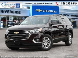 New 2020 Chevrolet Traverse LT for sale in Brockville, ON