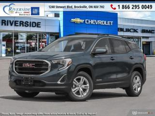 New 2020 GMC Terrain SLE for sale in Brockville, ON