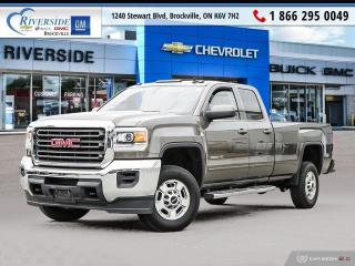 Used 2015 GMC Sierra 2500 HD SLE for sale in Brockville, ON