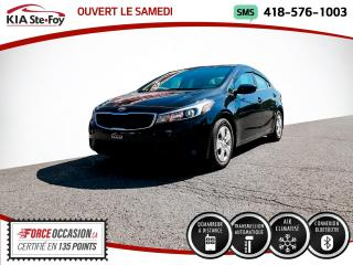 Used 2018 Kia Forte *LX* BAS KILO* for sale in Québec, QC