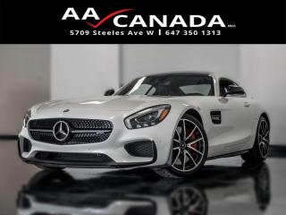 Used 2016 Mercedes-Benz AMG GT-S for sale in North York, ON