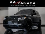 Photo of Black 2015 Land Rover Range Rover
