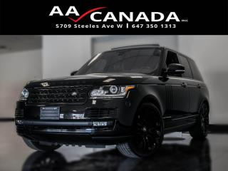 Used 2015 Land Rover Range Rover SC Autobiography for sale in North York, ON
