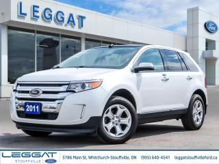 Used 2011 Ford Edge SEL for sale in Stouffville, ON