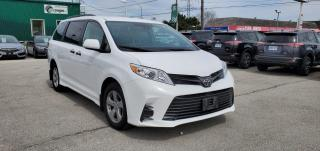Used 2019 Toyota Sienna 7-Passenger FWD for sale in Burlington, ON