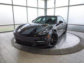 New 2020 Porsche Panamera 4S for sale in Edmonton, AB