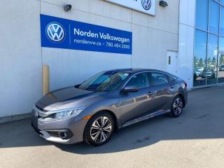 Used 2016 Honda Civic Sedan EX-T SEDAN for sale in Edmonton, AB