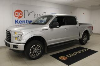 Used 2016 Ford F-150 3 MONTH DEFERRAL! *oac | 4x4 XLT Sport Package | Power Seat | 5.0L V8 | NAV | FX4 | 20