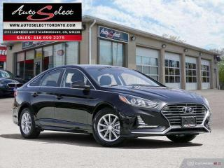 Used 2019 Hyundai Sonata ONLY 35K! **BACK-UP CAMERA** CLEAN CARPROOF for sale in Scarborough, ON