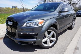 Used 2008 Audi Q7 SUPER RARE / 4.2 / S-LINE / EXECUTIVE / LOW KM'S for sale in Etobicoke, ON