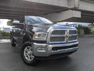 Used 2014 RAM 3500 Laramie Loaded / Aisin / Lined Box / Superior Towing for sale in Surrey, BC