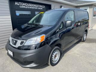 Used 2015 Nissan NV200 S for sale in Kingston, ON