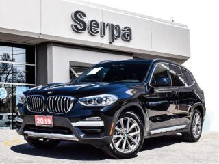 Used 2019 BMW X3 xDrive30i |PANOROOF|NAV|PGATE|LEATHER|19S for sale in Toronto, ON