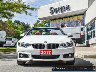 Used 2017 BMW 4 Series 440 i xDrive xDrive Cabriolet |NAV|REARCAM|REDLEATHER|320HP|COV for sale in Toronto, ON