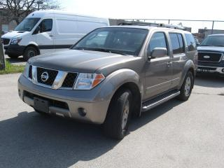 Used 2006 Nissan Pathfinder SE for sale in Toronto, ON