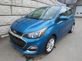 Used 2019 Chevrolet Spark LT for sale in Fredericton, NB