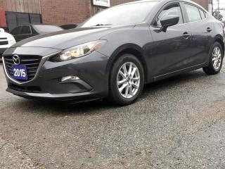 Used 2015 Mazda MAZDA3 4dr Sdn Auto GS for sale in Kitchener, ON