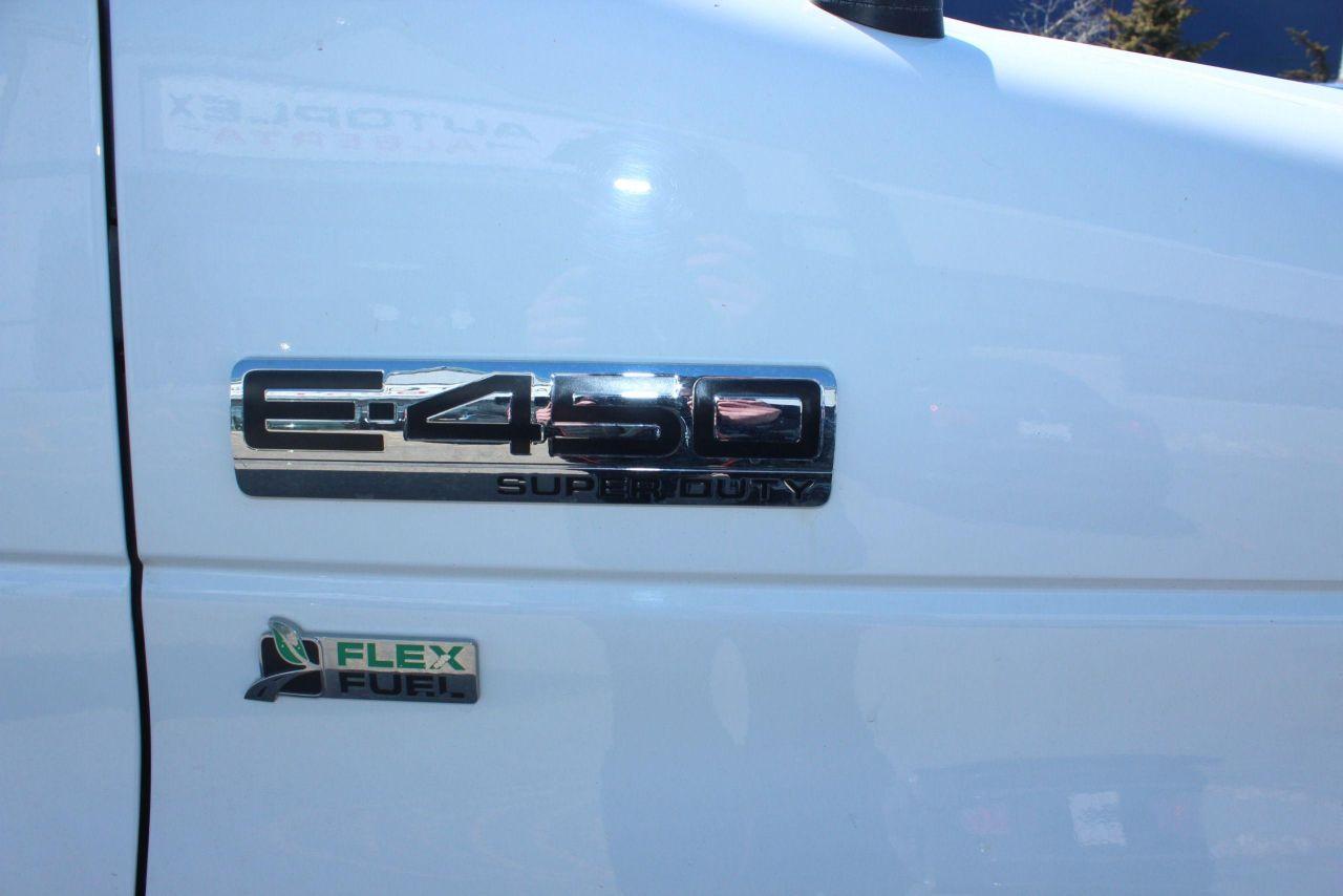 2012 Ford E-450