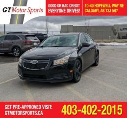 Used 2014 Chevrolet Cruze 2LT for sale in Calgary, AB