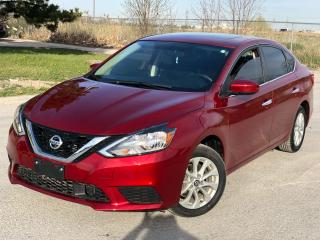 Used 2018 Nissan Sentra S for sale in Brampton, ON