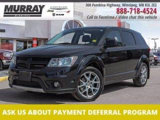 Used 2013 Dodge Journey R/T AWD Rallye *Leather HTD Seats   NAV   Camera* for sale in Winnipeg, MB