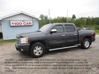 Used 2010 Chevrolet Silverado 1500 LT for sale in North Bay, ON
