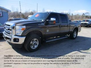 Used 2016 Ford F-250 Super Duty SRW Lariat for sale in North Bay, ON