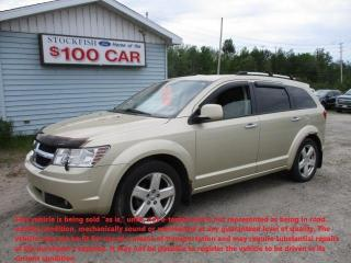 Used 2010 Dodge Journey R/T for sale in North Bay, ON