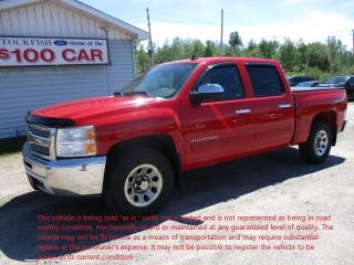 Used 2012 Chevrolet Silverado 1500 LT for sale in North Bay, ON