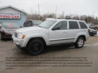 Used 2007 Jeep Grand Cherokee Laredo for sale in North Bay, ON