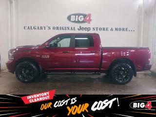 Used 2017 RAM 1500 SPORT 4WD for sale in Calgary, AB
