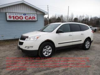 Used 2011 Chevrolet Traverse LS for sale in North Bay, ON