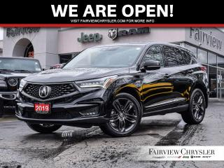 Used 2019 Acura RDX A-Spec l SOLD BY ADRIAN THANK YOU!!! l for sale in Burlington, ON