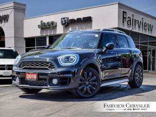 Used 2018 MINI Cooper Countryman Cooper S l PANO ROOF l NAV l for sale in Burlington, ON
