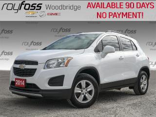Used 2014 Chevrolet Trax AWD, BOSE, BACKUP CAM for sale in Woodbridge, ON