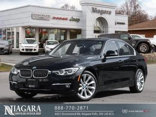 Used 2017 BMW 3 Series LEATHER | ROOF for sale in Niagara Falls, ON