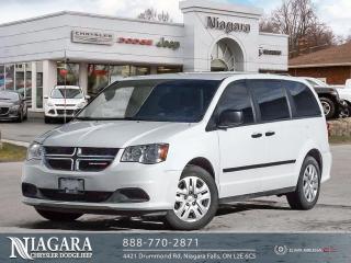Used 2017 Dodge Grand Caravan CVP/SXT for sale in Niagara Falls, ON