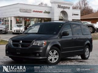 Used 2017 Dodge Grand Caravan GREAT PEOPLE MOVER for sale in Niagara Falls, ON