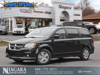 New 2019 Dodge Grand Caravan Crew Plus for sale in Niagara Falls, ON