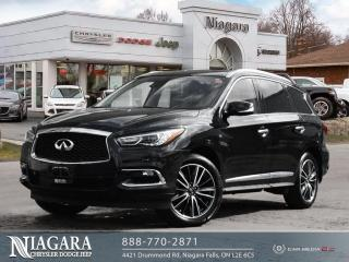Used 2019 Infiniti QX60 PANORAMIC ROOF for sale in Niagara Falls, ON